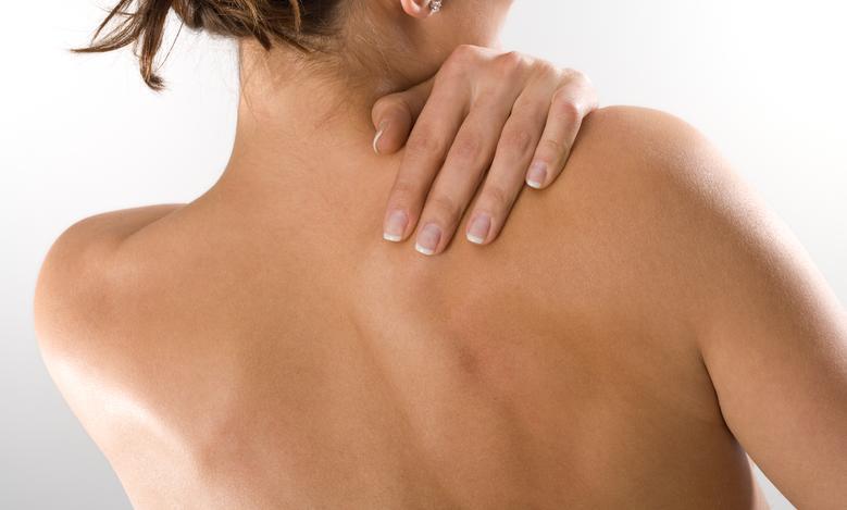 Лечение боли спины в области лопаток